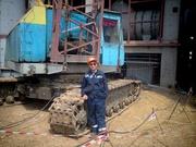 машинист автомобильных гусеничных кранов 6 разряд стаж более10 лет