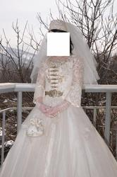 Свадьебный наряд